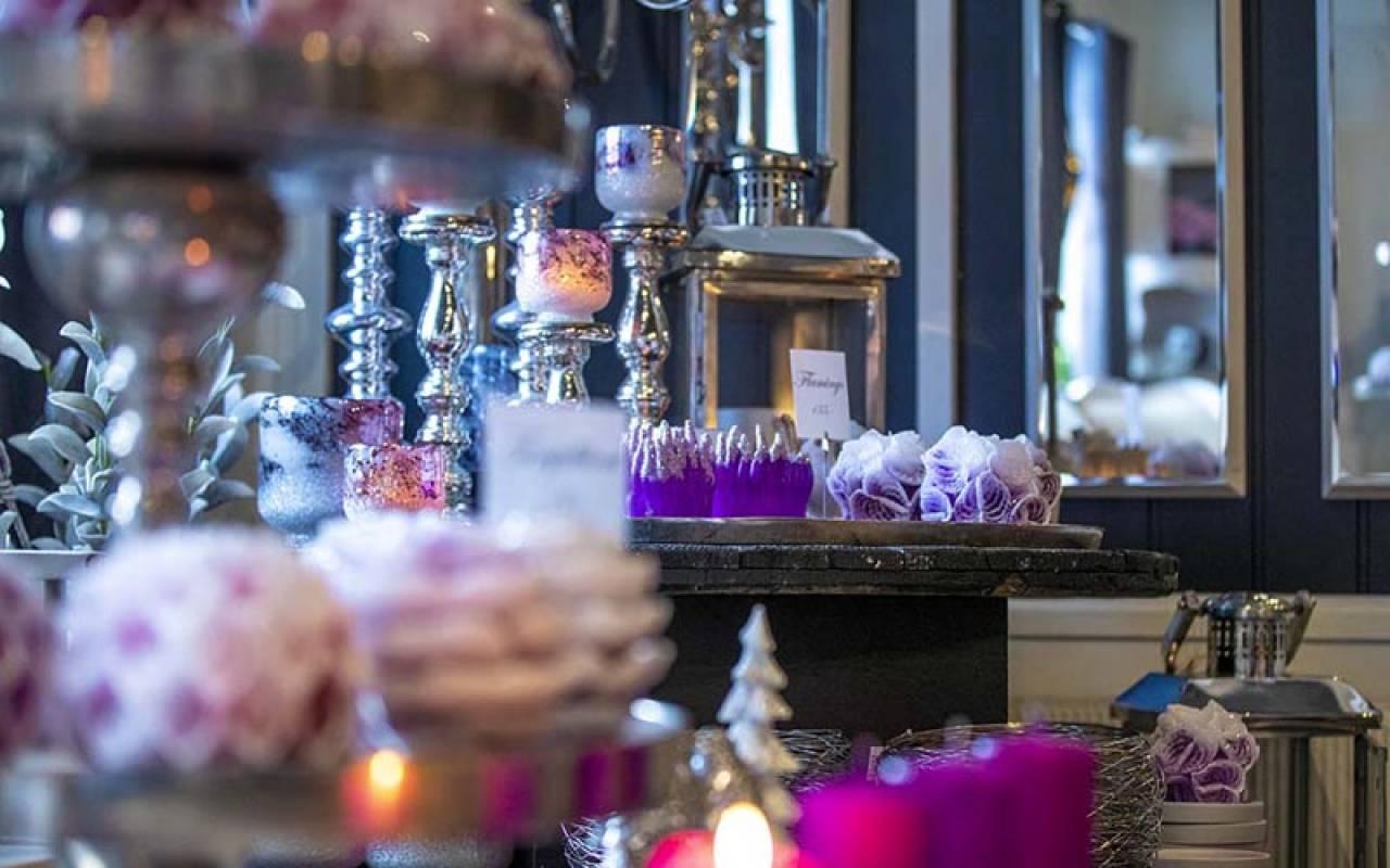 White House of Candles butikk